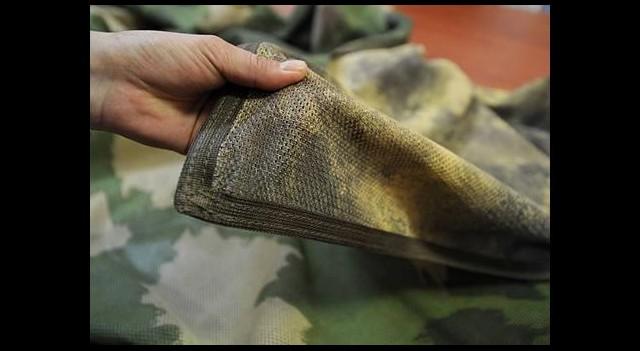 'Radara yakalanmayan' tekstil malzemesi