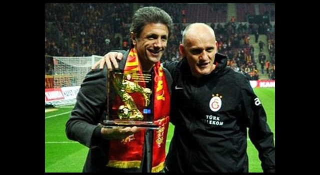 Galatasaray'ın efsanesine hapis şoku!