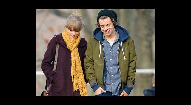 Harry ve Taylor Kozlarını Paylaşacaklar!