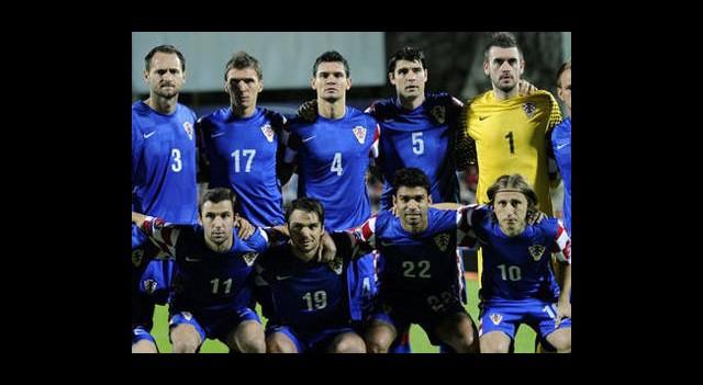 Hırvatistan'ın EURO 2012 Kadrosu