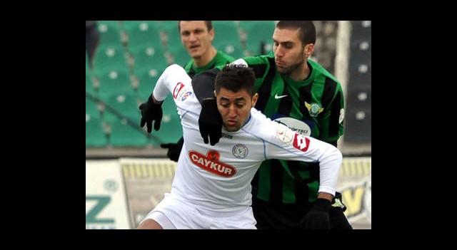 Akhisar Belediyespor Süper Lig'de
