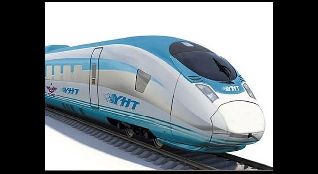 Hızlı Trenin Rengi Belli Oldu
