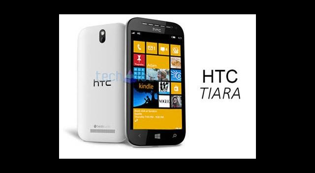 HTC Tiara'nın Resmi Görüntüleri Ortaya Çıktı