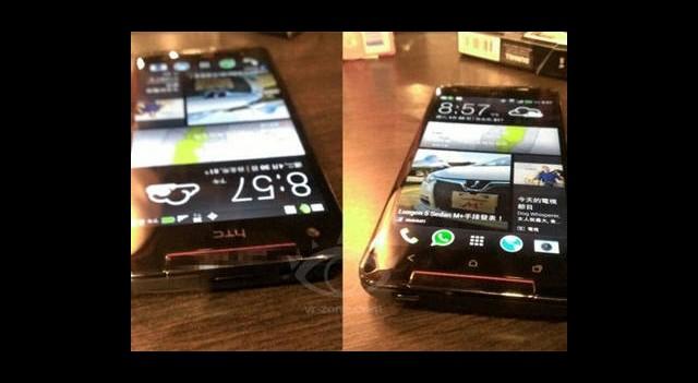 HTC Butterfly S Kameralara Yakalandı