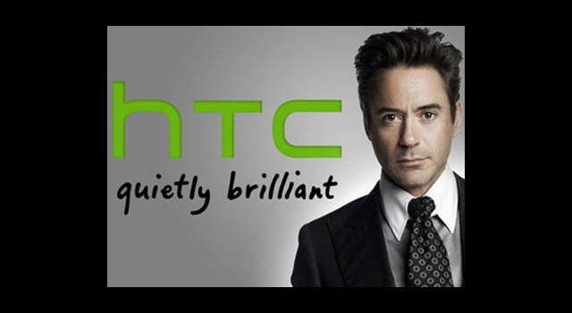 HTC'nin Yeni Yüzü Robert Downey Jr.