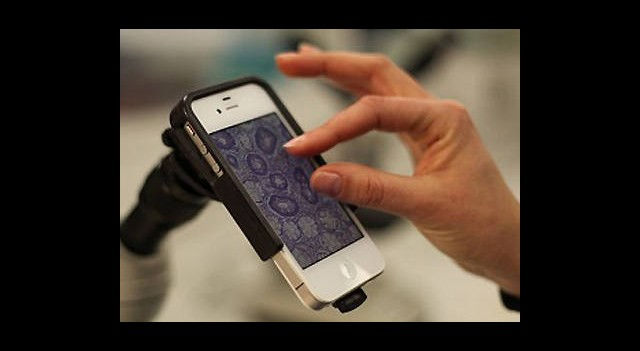 iPhone'unuzu Mikroskop veya Teleskop Yapmak Çok Kolay!