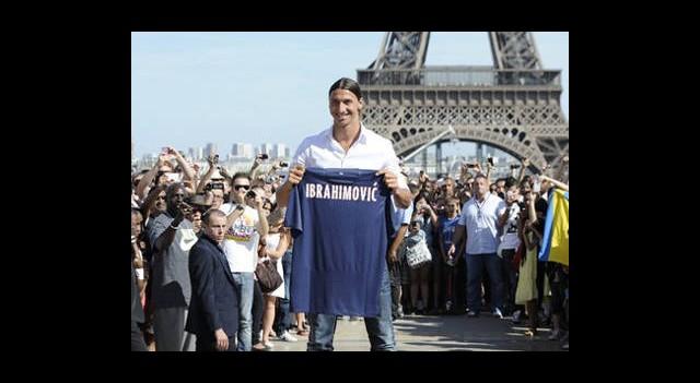 İbrahimovic, Fransa Hükümetini Ayağa Kaldırdı