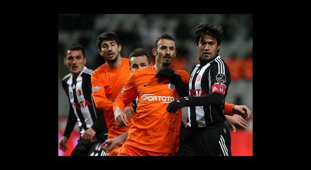 Beşiktaş Sahne Alıyor