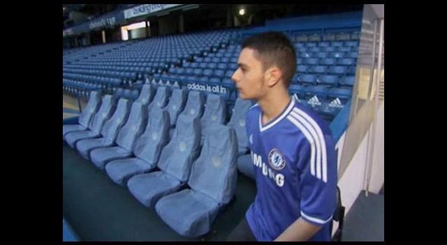 Chelsea'nin içindeki Galatasaraylı!