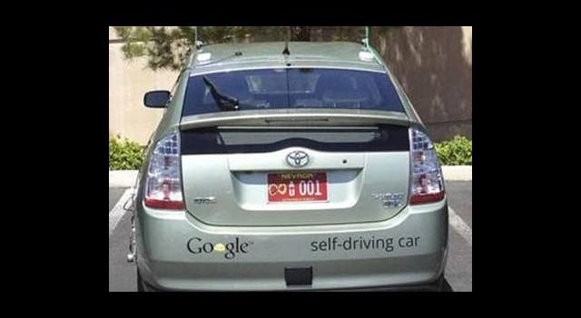 Sürücüsüz Otomobil Ehliyet Aldı