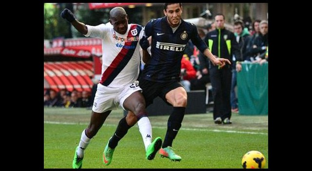 Inter Cagliari'yi elinden kaçırdı