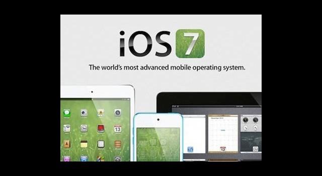 iOS 7 Baş Hareketleriyle Kontrol Edilebiliyor