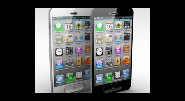 iPhone 5 Konsepti İnce Tasarımıyla Dikkat Çekiyor