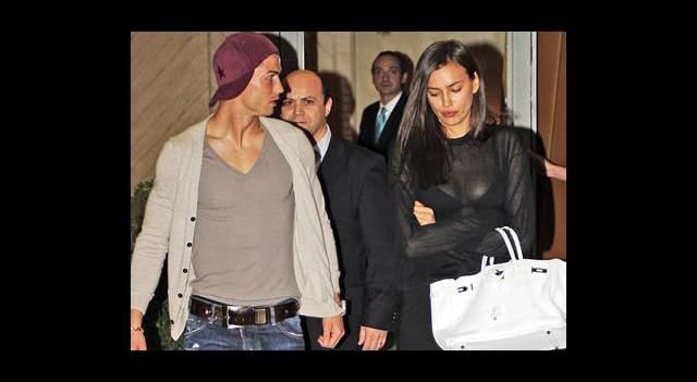 Irina ve Ronaldo'nun Nesi Var?
