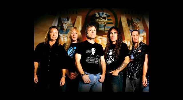 Iron Maiden İnönü'yü Yıktı!