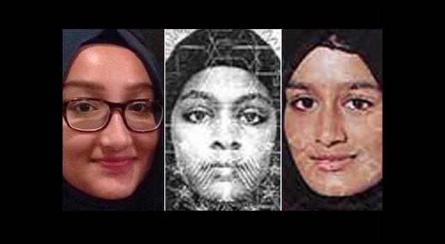 İngiliz polisi o kızlar için Türkiye'de