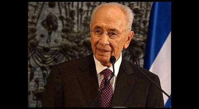 Peres: 'Ruhani İle Görüşmeye Hazırım'