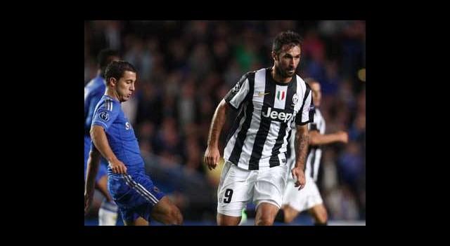 Juve Chelsea'ya Acımadı
