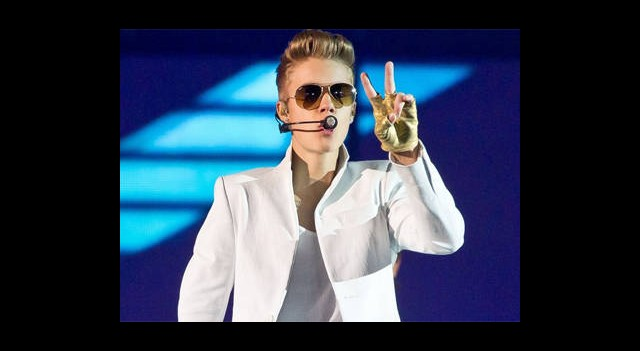 İstanbul'da Justin Bieber Trafiği