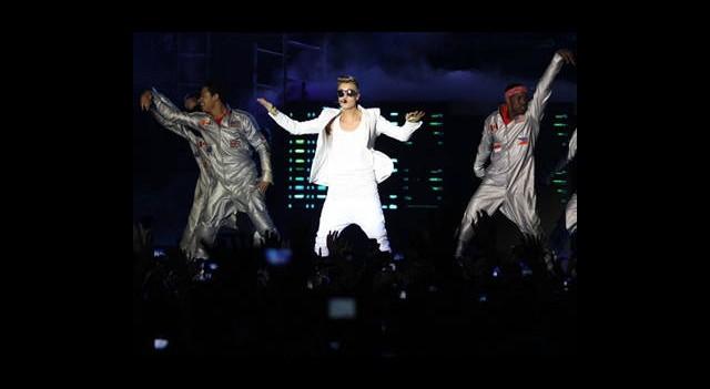 İstanbul'da Justin Bieber Fırtınası!