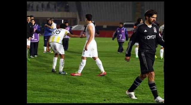 Beşiktaş Yenilgiyi Kabullenemiyor