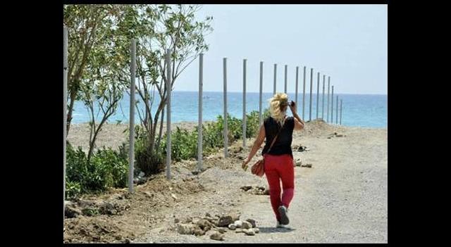 'Kadın plajı' hem beğenildi hem de tepki çekti