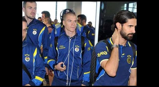 İşte Fenerbahçe'nin Trabzon kafilesi