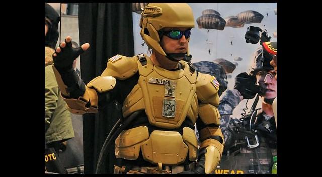 ABD Askerleri 'Süper Kahraman' Olacak!