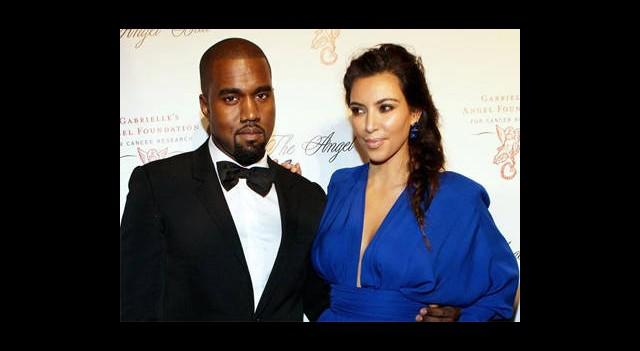 Kanye'den Kim'e Servet Değerinde Hediye!