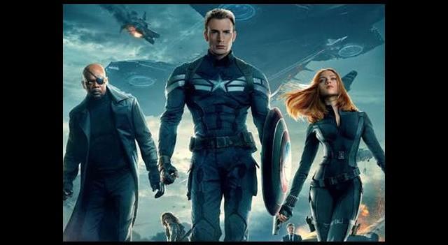 Kaptan Amerika'nın Türkçe afişi yayınlandı!