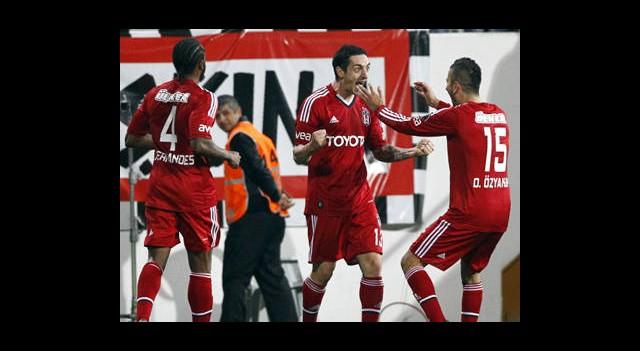 Beşiktaş'ta Rakip Ankaragücü