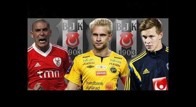 Beşiktaş'ta sağ bek listesi genişledi!