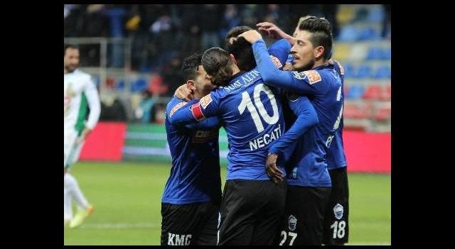 Kayseri'de 3 gollü açılış