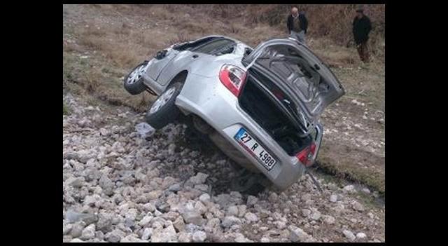 Andırın'da 2 ayrı kaza: 6 yaralı