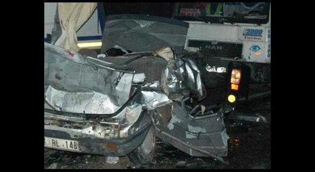 Talihsiz Kadın İkinci Kazada Öldü