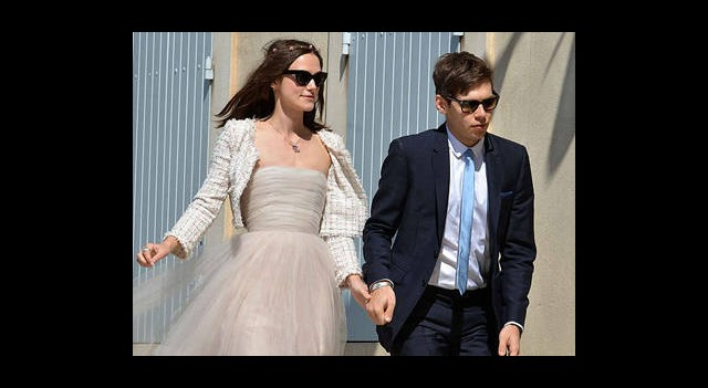 Keira Knightley'in Sade Nikahı