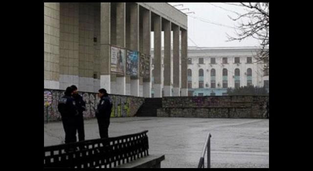 Kırım Başbakanı Mogilev görevden alındı