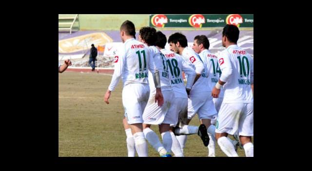 Konyaspor'da Play Off Hazırlığı