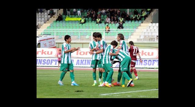 Konyaspor:4 Elazığspor:1