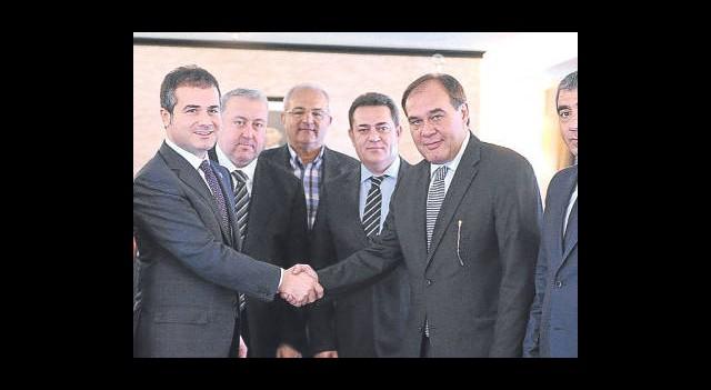 Kulüpler Birliği Ankara'da Toplandı