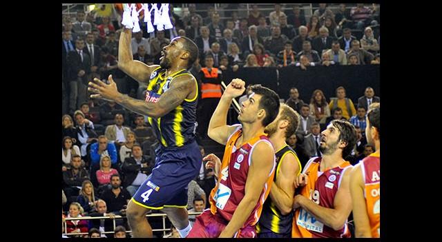 Kupanın Sahibi Fenerbahçe Ülker