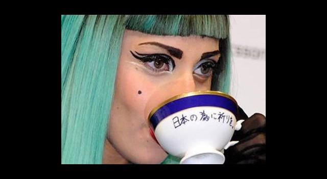 Lady Gaga'nın Fincanına 60 Bin Euro