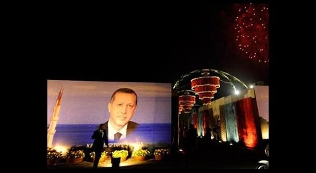 Erdoğan Lahor'da Coşkuyla Karşılandı