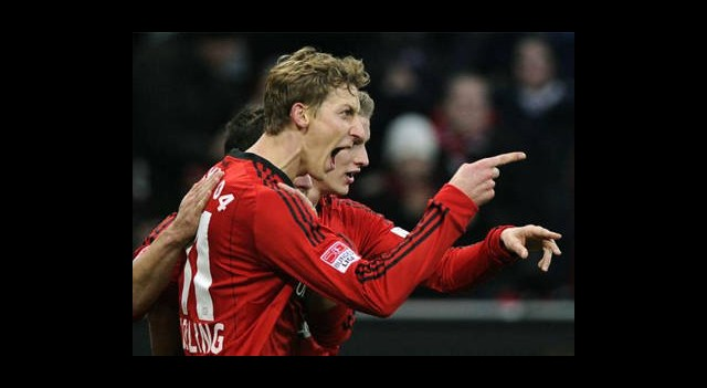 Bayer Leverkusen Takibi Sürdürüyor