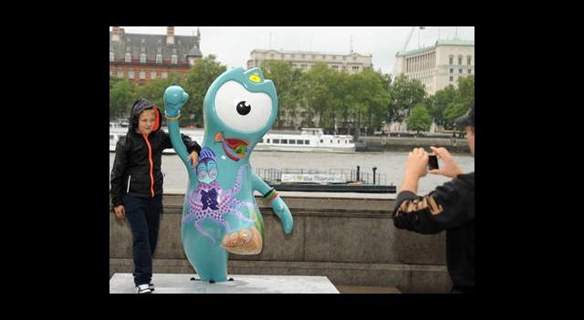 Londra, Olimpiyatlara Kilitlendi