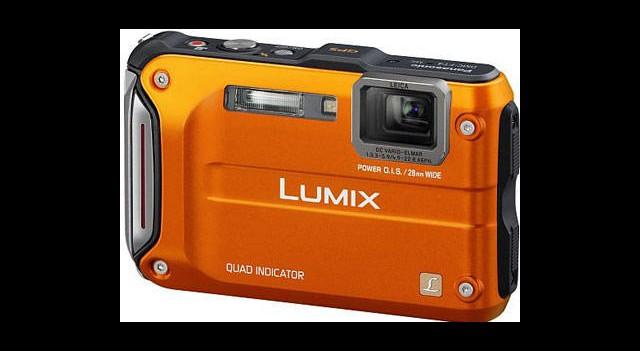 Her Ortama Uyumlu: Panasonic Lumix DMC-FT4