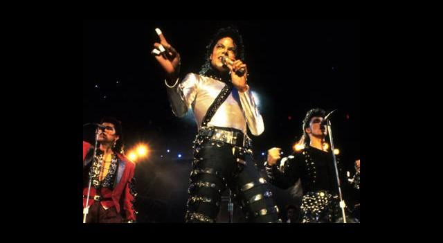 Michael Jackson'ın Kostümleri Satışa Çıkacak