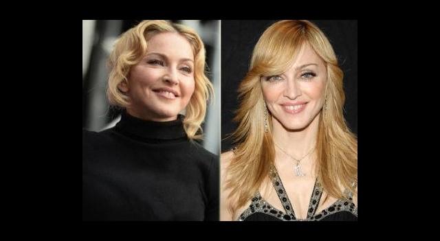 Madonna'nın 'Yeni' Yüzü!