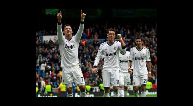 Real Madrid İkinci Yarıda Açıldı