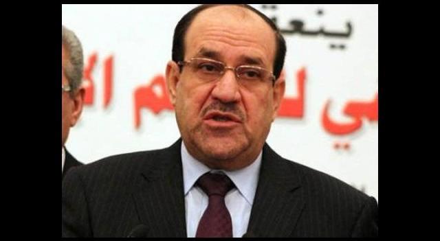 Nuri el-Maliki ateş püskürdü